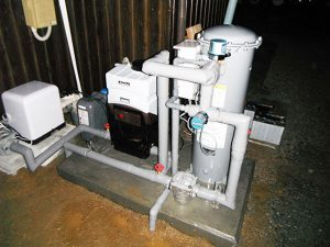 揚水設備11