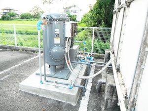 揚水設備12